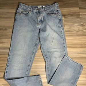 Calvin Klein Vintage Button Fly Jeans
